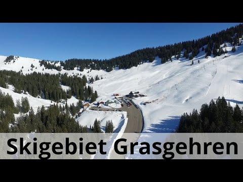 Grasgehren Ski - Bergwasser Rafting im Herzen des Allgäu unterwegs