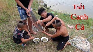 Tiết Canh Cá Trắm - Cười Không Nhặt Được Mồm Với Món Ăn Cho Chó Của Mao Đại Ca
