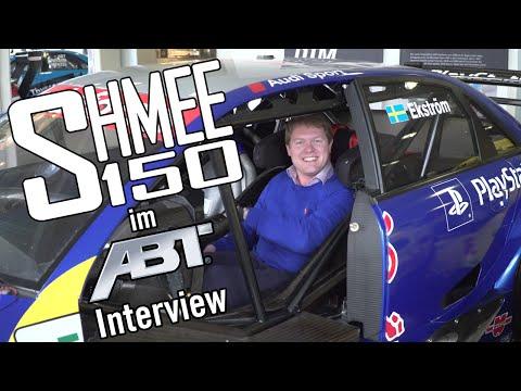 Shmee 150 besucht ABT Sportsline / Interview
