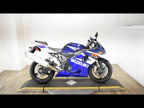2004 Suzuki GSX-R600 in Wauconda, Illinois - Video 1