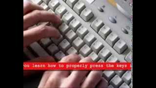 MecaGratis.com - Typing Course - Lesson 8
