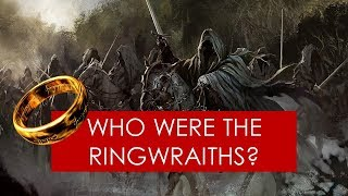 Download Youtube: Who were the Nine Ringwraiths? [Lord of the Rings EXPLAINED]