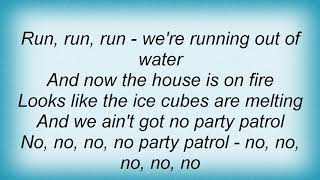 Aqua - No Party Patrol Lyrics