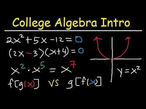 mp4 College Level Math, download College Level Math video klip College Level Math