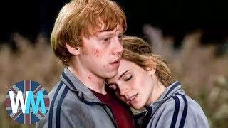 Top 10 Romantic Harry Potter Moments
