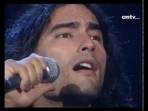Daniel Agostini video Cómo será - CM Vivo 2000