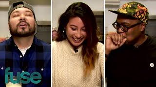 Fuse Staffers Eat Gross Holiday Foods For The First Time