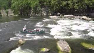 James River VA Balcony Falls
