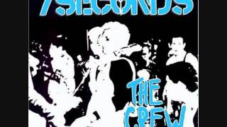 7 Seconds - Clenched Fists Black Eyes - The Crew 1984