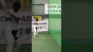 Batting drill to improve on back-foot shots