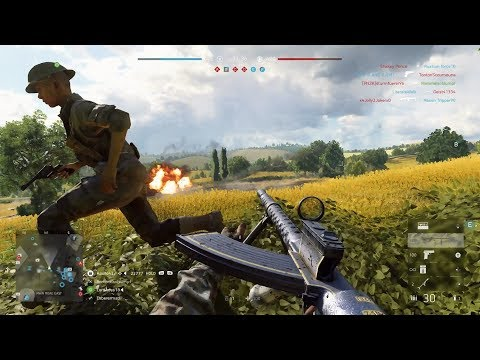 Battlefield 5: Conquest Gameplay (No Commentary)