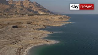 Biblical wonder the Dead Sea is at risk of disappearing