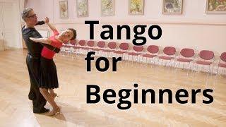 Tango Basic Steps for Beginners