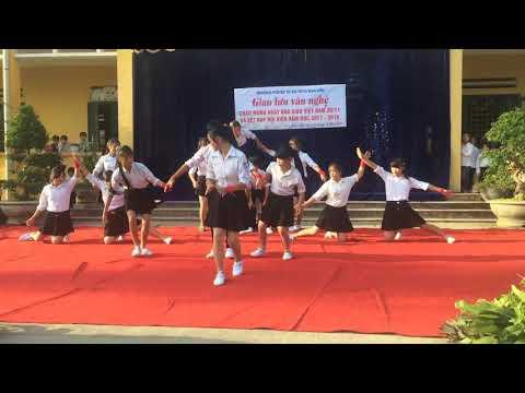 Nhảy hiện đại 3 - Bản Liền 2017
