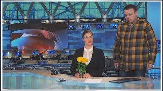 КВН Радио Свобода - 2017 Высшая лига Первая 1/2 Видеоблог