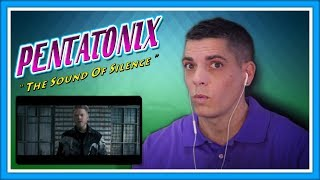 "Pentatonix Reaction | Apple User Reacts to ""The Sound of Silence"""