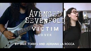 Avenged Sevenfold - Victim | Guitar/Vocal Cover