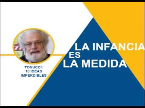 Tonucci: La infancia es la medida