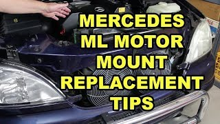 Engine mount replacement c class w204 mercedes benz most mercedes benz ml320 motor mount replacement tips w163 fandeluxe Gallery