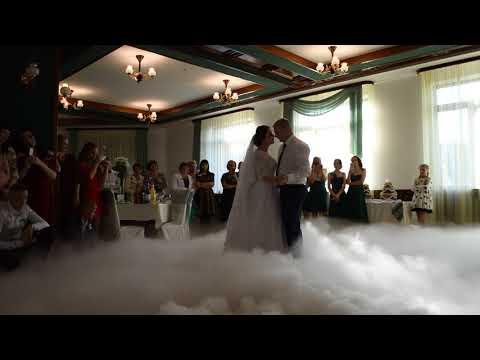 Оформлення весільного танцю спецефектами, відео 14