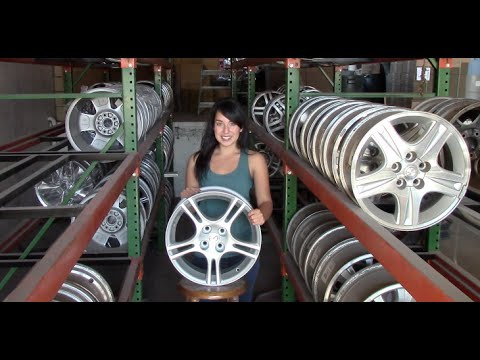 Factory Original Mazda B2600 Rims & OEM Mazda B2600 Wheels – OriginalWheel.com