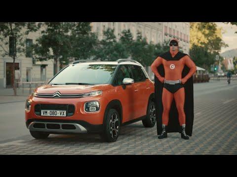 Citroen C3 Aircross Паркетник класса J - рекламное видео 6