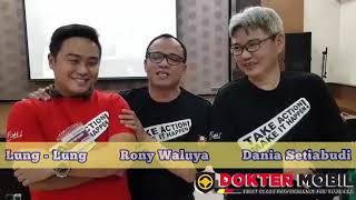 Lung Lung feat Rony Waluya dan Dania Setiabudi - Dokter Mobil