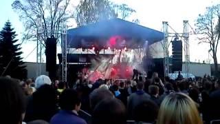 preview picture of video 'Dżem - Mała Aleja Róż (Rumia, Stadion MOSiR)'