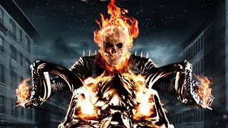 From Comics to Screen - Ghost Rider