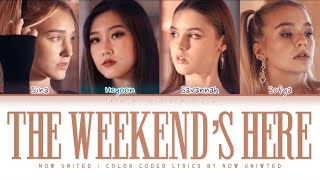 "Now United - ""The Weekend's Here"" 