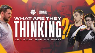 LEC : « What Are They Thinking?! » G2 Esports Spring Split Promo