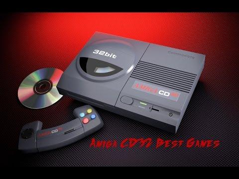 Amiga CD32 Best Games