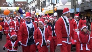 Rotary Santa Run Waalwijk 2017 - Langstraat TV
