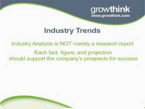 mp4 Industry Analysis Business Plan, download Industry Analysis Business Plan video klip Industry Analysis Business Plan