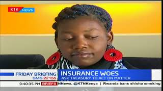 Insurance agencies blame deteriorating state in the country on lack of CEO in Insurance regulator