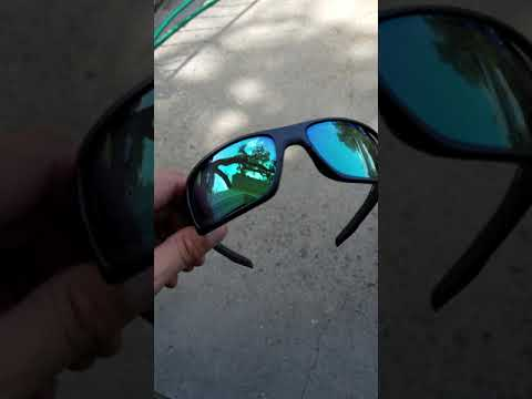 Oakley Turbine Prizm Jade Polarized sunglass review
