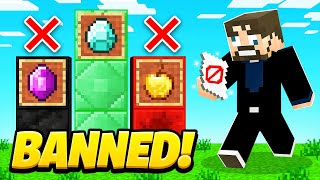 COPYRIGHT in Crazy Craft (Minecraft)