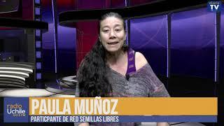 Paula Muñoz: Plataforma Chile mejor sin TLC se pliega a la convocatoria 5 septiembre