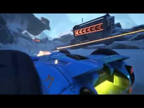 Видео № 0 из игры GRIP Combat Racing - Rollers Vs Airblades Ultimate Edition [NSwitch]