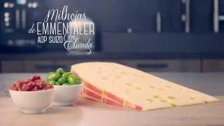 Milhojas de Emmentaler AOP y tapenades caseras Video