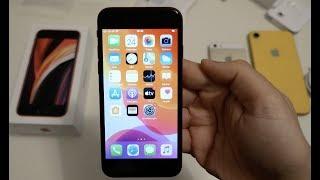 Apple iPhone SE 2020 einrichten und erster Eindruck