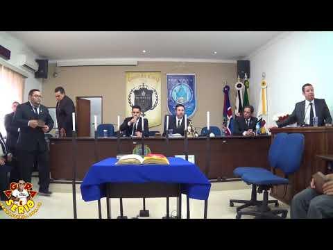 Maçonaria de Juquitiba com a Palavra Léo da JK