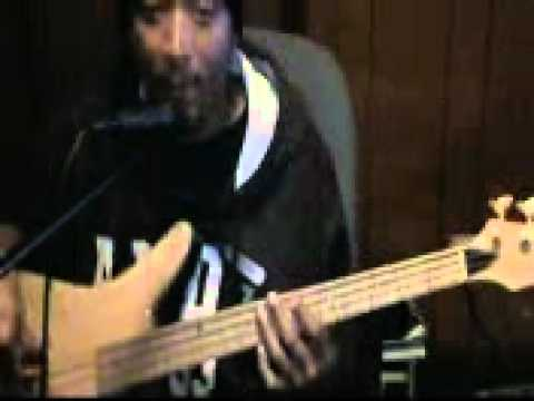 Carvin SB4000 Bass line to Jaheim's hit song Bass Swagger Chronicles rev