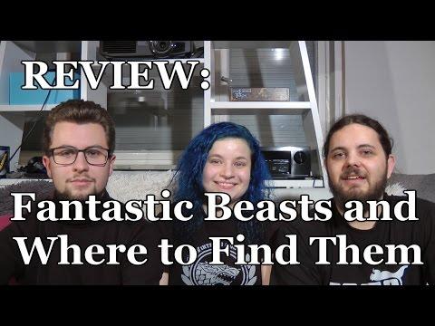Spoiler Review Deutsch I Phantastische Tierwesen und wo sie zu finden sind I feat. Lisa's Beautyecke