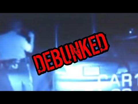 DEBUNKED: Aliens Attack Highway Police