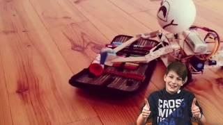 Můj robot youtuber vyhlaseni
