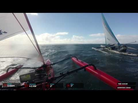 How to sail your Hobie Tandem or Adventure Island Faster