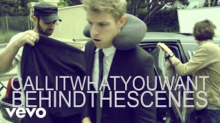 Foster The People - Call It What You Want - Behind The Scenes