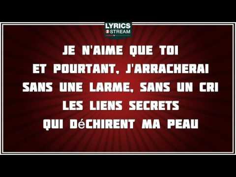 , title : 'Et Pourtant - Charles Aznavour - paroles'