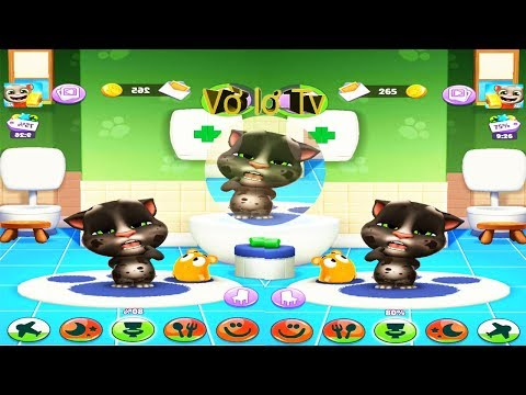 Android Gameplay trailer – My Talking Tom 2, Video game funny 2019 #4